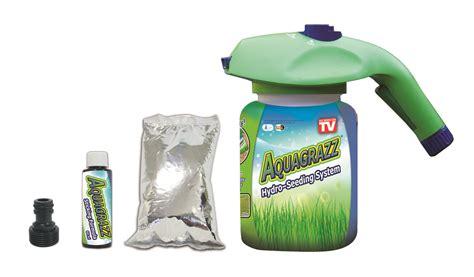 hydro grass seeding aquagrazz hydro grass seeding system ebay