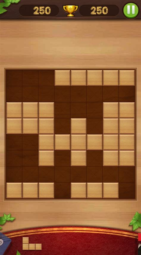 Block Puzzle - Wood Legend 35.0 - Download for Android APK