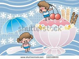 Drawing Angel Playing On Pipe Vector Stock Vector ...