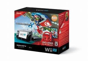 Mario Kart Wii U : here s a closer look at the us mario kart 8 wii u deluxe bundle for 329 my nintendo news ~ Maxctalentgroup.com Avis de Voitures