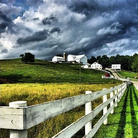 ohio landscape beautiful landscape in amish country near berlin ohio from instagram follower kirby 124