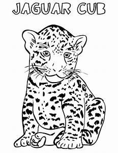 jaguar coloring pages only grig3org With jaguar s type black