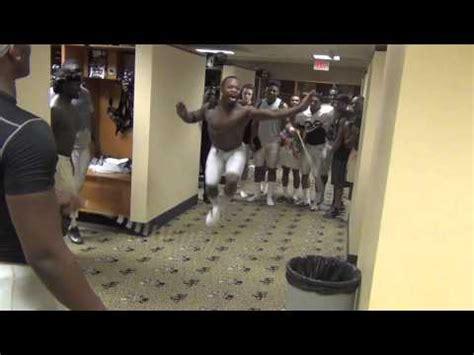 wake forest football team locker room series youtube