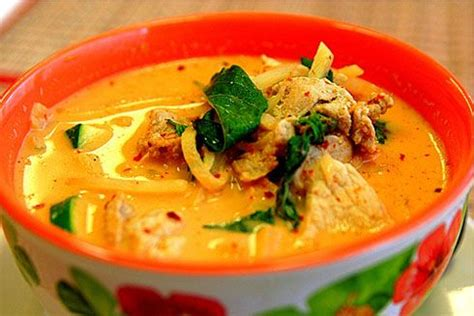 Thai Red Pumpkin Curry Recipe by Red Thai Chicken And Pumpkin Curry Recipe Pumpkins