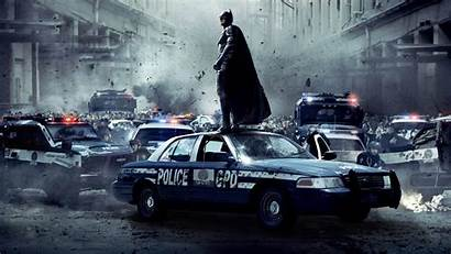 Police Background Cool Wallpapers Batman Mac Vehicle