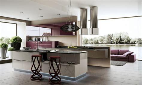 cuisine en l ouverte sur salon cuisine ouverte sur salon idées et astuces d 39 aménagement