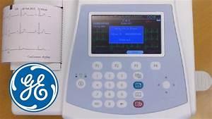 Guide D U0026 39 Utilisation Pour Les Ecg Ge Healthcare Mac 600