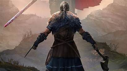 Valhalla Creed 4k Ragnar Lothbrok Wallpapers Assassin