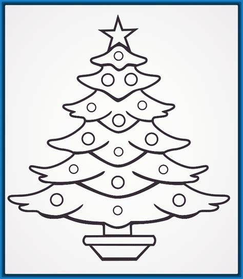 dibujos de arboles de navidad ver dibujos para imprimir archivos dibujos para dibujar