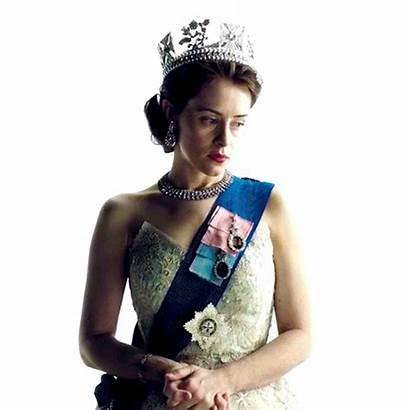 Elizabeth Queen Thecrown Ii Claire Foy Emerald