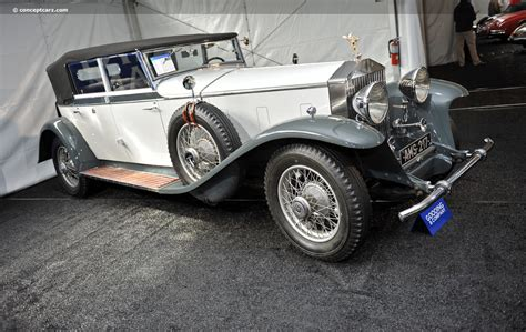 1933 Rolls-royce Phantom Ii At The Gooding And Company