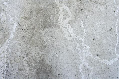 Gritty Grunge Gray Texture Bakgrund Fotografering för
