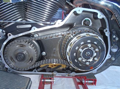 A Cure For The Harley Primary Auto Adjuster Blues