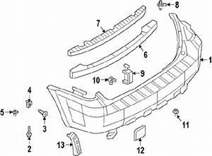 Rear 2007 Ford Escape Parts Diagram  Ford  Auto Wiring Diagram