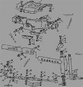 33 John Deere 3010 Parts Diagram