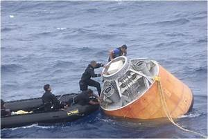 Crew Module Atmospheric Re-entry Experiment