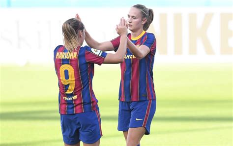 10 things you need to know before FC Barcelona Women v ...