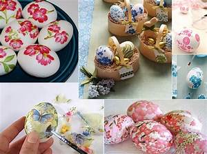 12 Easter egg decorating ideas - Be creative and go beyond