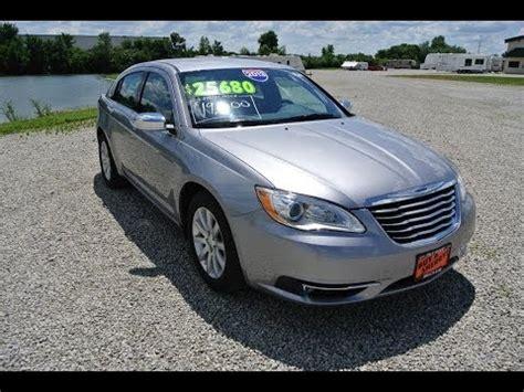 chrysler  limited sedan  silver  sale
