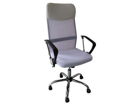 roulettes fauteuil de bureau fauteuil de bureau à roulettes quot tino quot blanc 85741 85744
