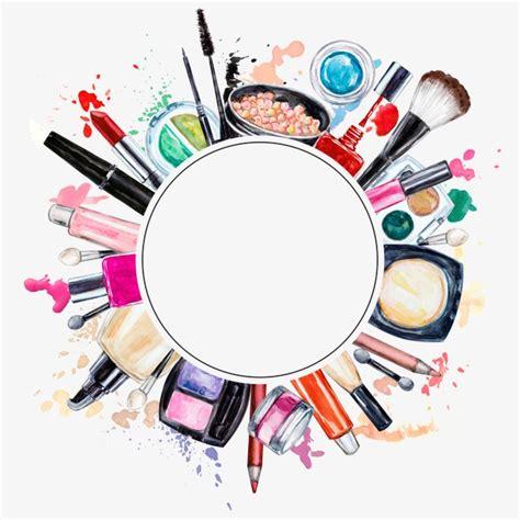 Makeup Clipart Herramientas De Maquillaje Creativo Belleza Make Up