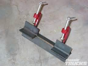 Homemade Welding Shop Tools