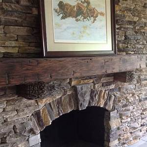 barn wood mantlegorgeous for the home pinterest With barn wood mantles
