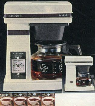 coffee machine retro fun kitchen appliances