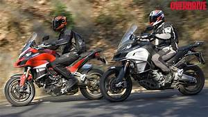 Ducati Multistrada 1200 S : ducati multistrada 1200 s 1200 enduro how different are they youtube ~ Maxctalentgroup.com Avis de Voitures