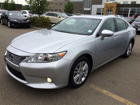 pre owned lexus images certified pre owned 2014 lexus es 350 premium package 4