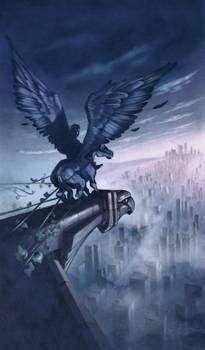 titans curse percy jackson book cover  john rocco