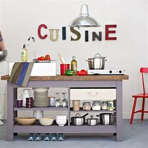 Fabriquer Un établi : un tabli en guise de plan de travail marie claire ~ Melissatoandfro.com Idées de Décoration