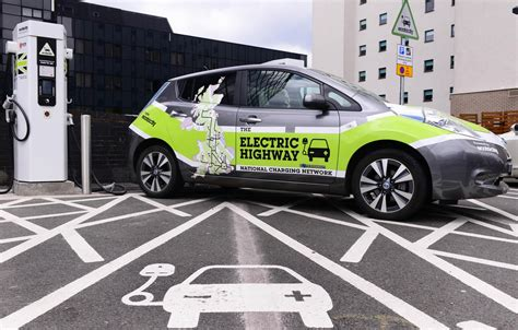 Nissan & Ecotricity Call Upon Uk Government For Official