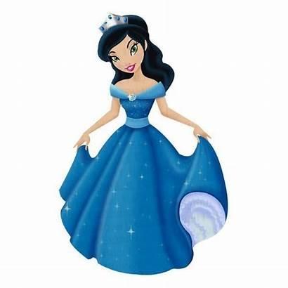 Princess Clip Clipart Cliparts Microsoft Disney Dance