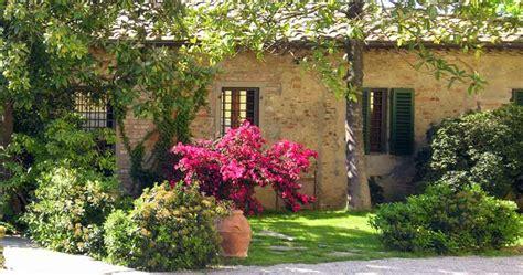 Villa  Garten › Seminare Toskana