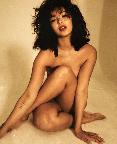 Felicia Fo Porter Nude Sexy Photos Scandal Planet