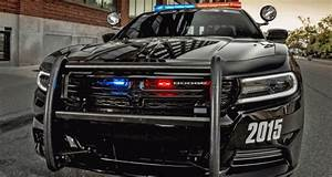 2015 Dodge Charger Pursuit is Coolest Standard-Issue ...