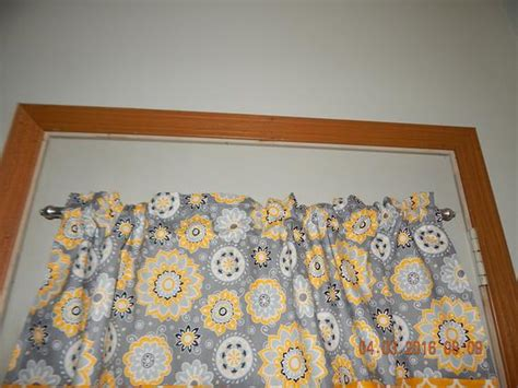 Gray And Yellow Kitchen Any Room Curtain By Curtainsbychandra