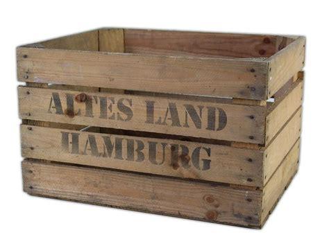 Obstkisten Kaufen Hamburg by Sch 246 Ne Gebrauchte Obstkiste Holzkiste Hamburg Obstkisten