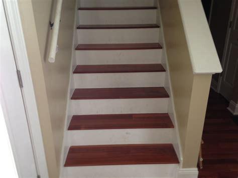 engineered wood stairs installing engineered hardwood flooring on stairs gurus floor