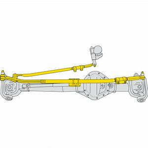 Steering Linkage Assembly Fits 2011