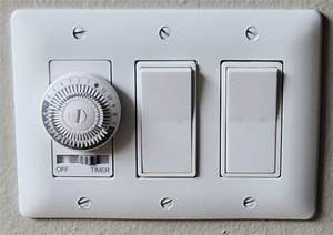How To Choose And Install A Programmable Wall Switch Timer