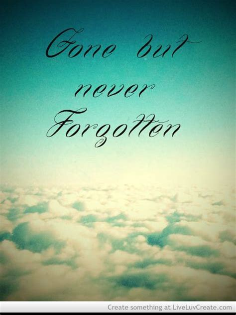 forgotten short mourning quotes