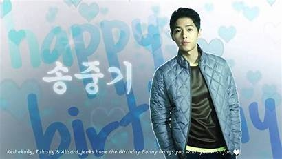 Ki Song Joong Wallpapers Desktop Birthday Happy