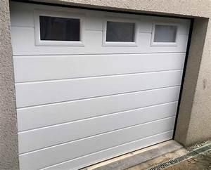 porte de garage a saumur chinon thouars bourgueil longue With porte de garage sectionnelle jumelé avec serrure porte extérieure