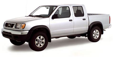 2000 Nissan Frontier Xev6 4x4 Crew Cab 1161 In Wb