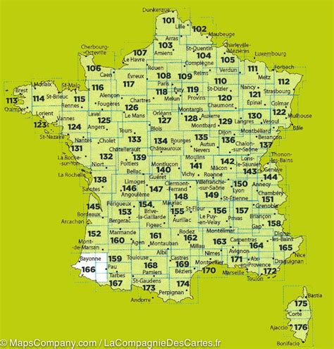 Carte Mont Michel Malo by Carte Ign Top 100 N 176 115 Rennes St Malo Mont