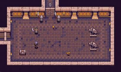 Pixel Pixeljoint Dungeon Roguelike Background Artist Joint