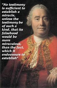 david hume   So... Hume Quotes