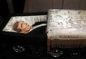Image Gallery lincoln's casket
